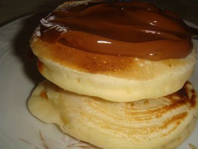 Panqueques americanos o Hot Cakes