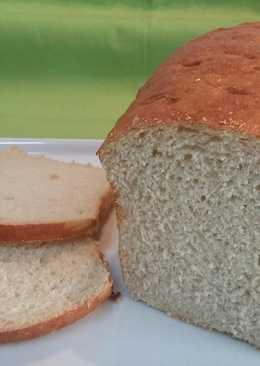 Pan de molde artesano para sándwich