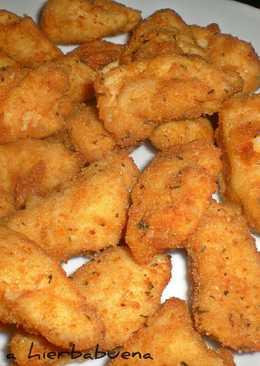 Lagrimitas de pollo maceradas