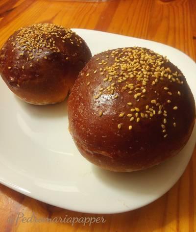 Pan para hamburguesas. (Thermomix)