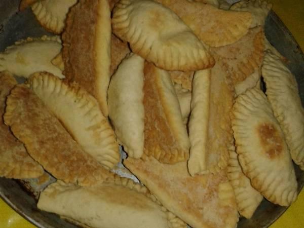 Masa perfecta para empanadas (repostería) facilísima
