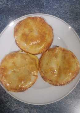 Empanadillas de fritada y atún