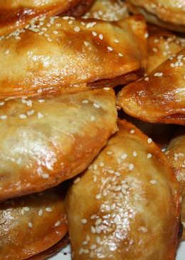 Empanadas de carne (masa casera)