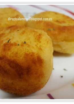Bolitas de patatas
