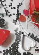 Tarta helada de tiramisú con ganaché de chocolate caliente