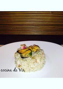 Guarnicion de arroz 48 recetas caseras cookpad for Arroz blanco cocina al natural