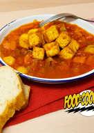 Tofu con Tomate