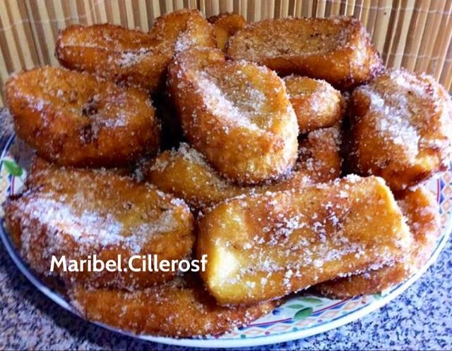 Receta de torrijas tradicionales receta familiar