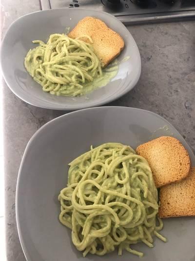 Espaguetti Verde