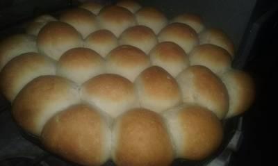 Pan casero para el mate