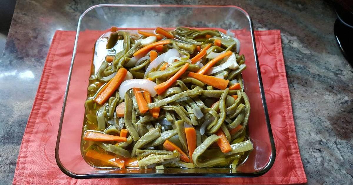 Nopales en escabeche receta de cookpad - Encurtido de zanahoria ...