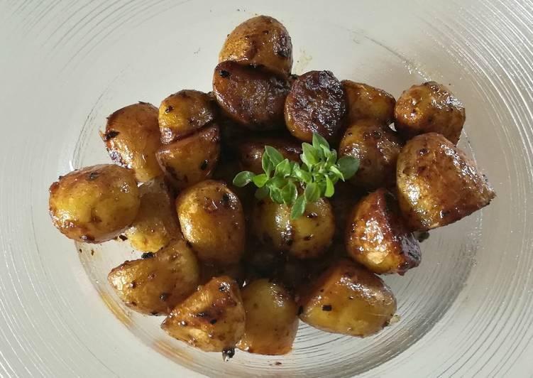 Recetas de patatas baby