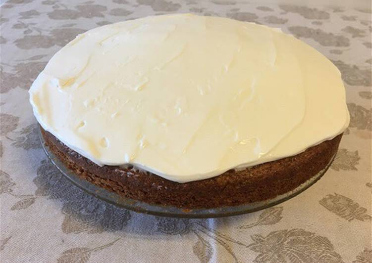 Carrot cake (thermomix)