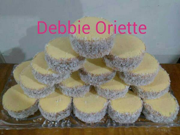 Alfajores de maicena, receta propia de Debbie #3
