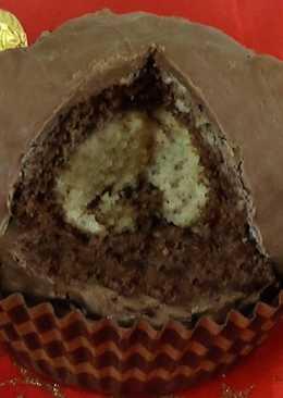 Pastelitos sabor Ferrero Rocher