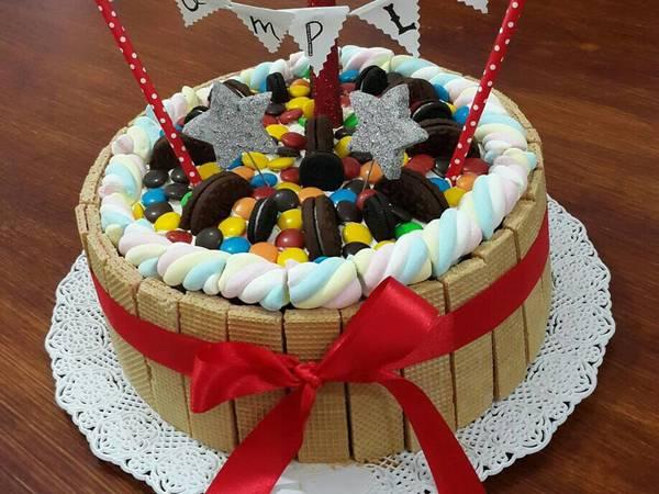 Torta de Cumpleaños fácil!