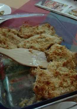 Filetes de Pavo al horno