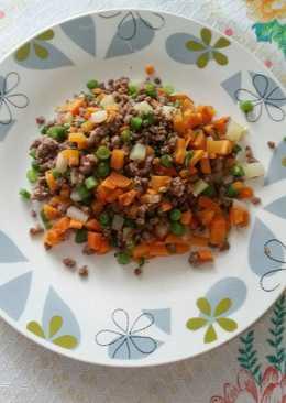 Almuerzo recetas caseras cookpad for Almuerzos faciles de preparar