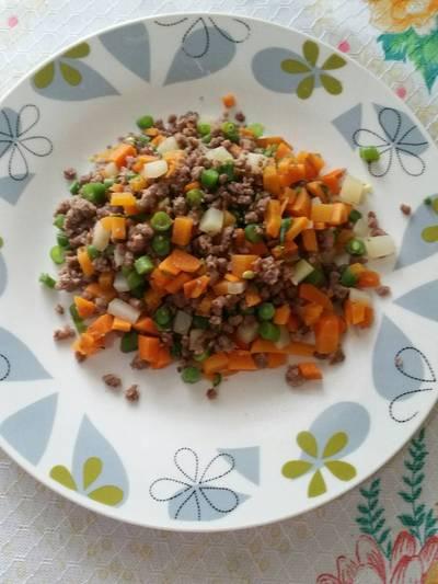 Almuerzo saludable y rapidisimo de preparar