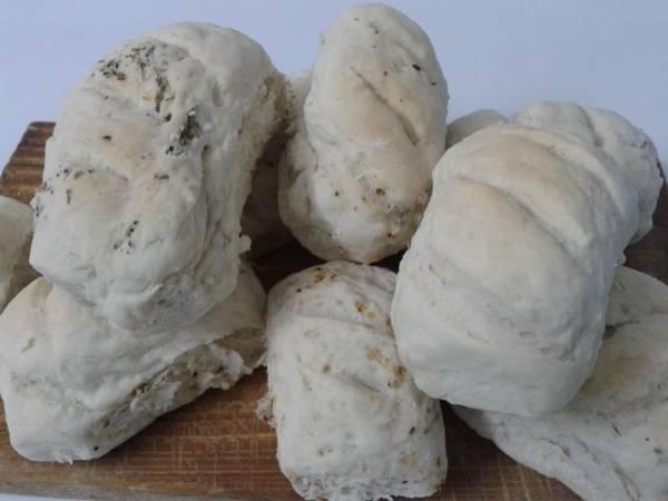 Pan Casero (saborizado)