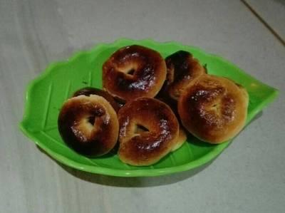 Mini pan casero rápido y fácil