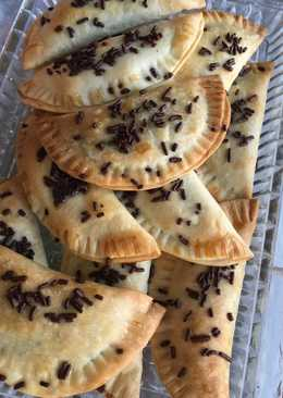 Empanadillas de Nutella
