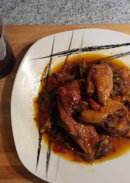 Pollo de las tres horas
