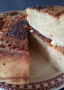 Budín de pan sin leche