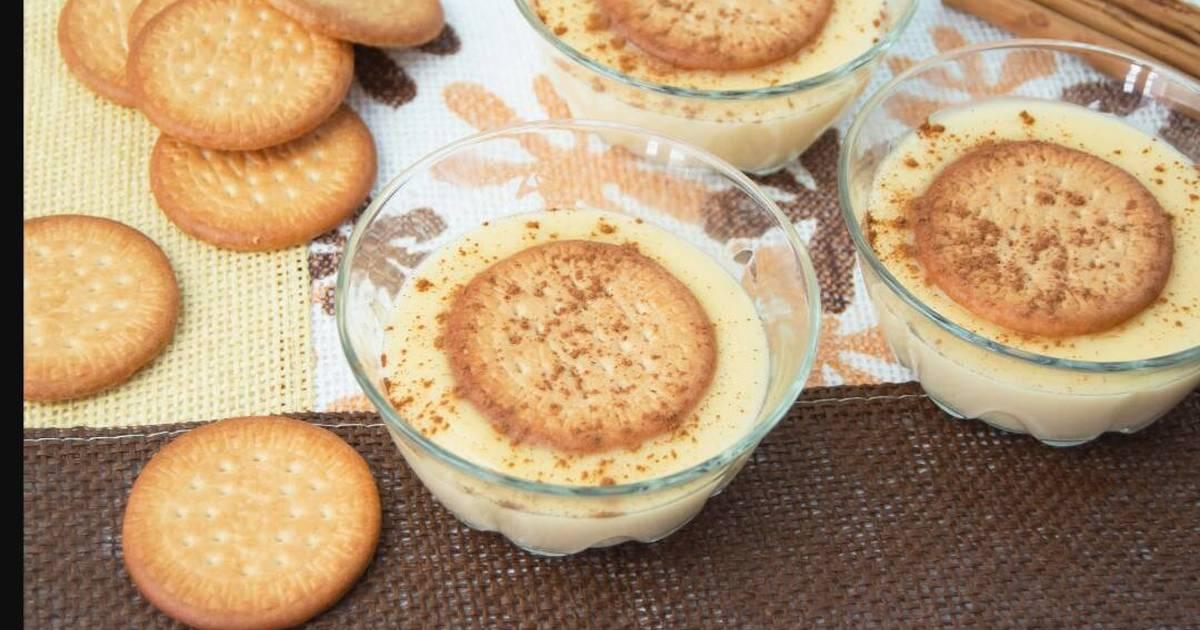Postres faciles recetas caseras cookpad for Postres faciles