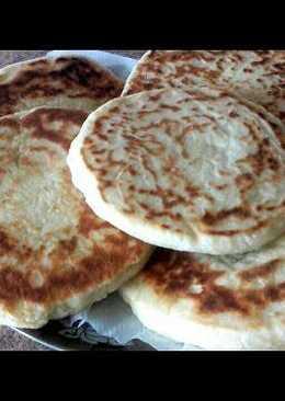 Pan marroqui esponjoso, rápido y sin horno