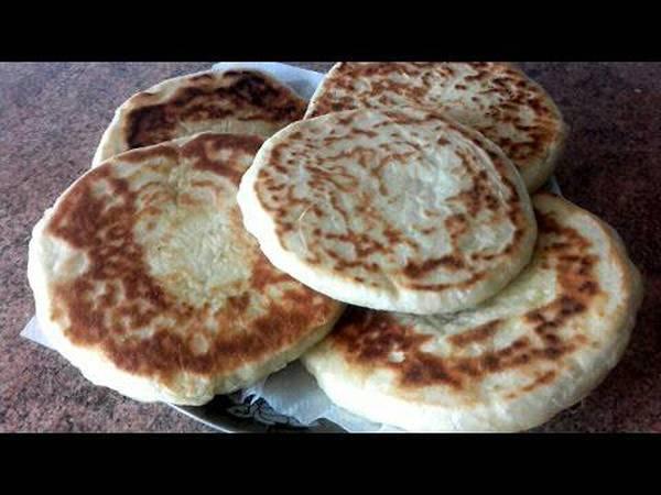 Pan marroquí esponjoso, rápido y sin horno