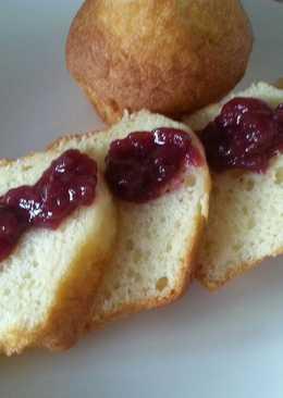 Magdalenas caseras (para desayunar)