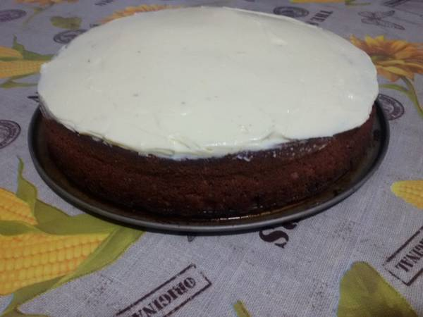 Carrot cake con thermomix