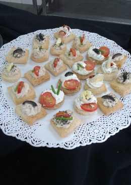Recetas de canap s f ciles 460 recetas cookpad for Canapes sencillos y rapidos