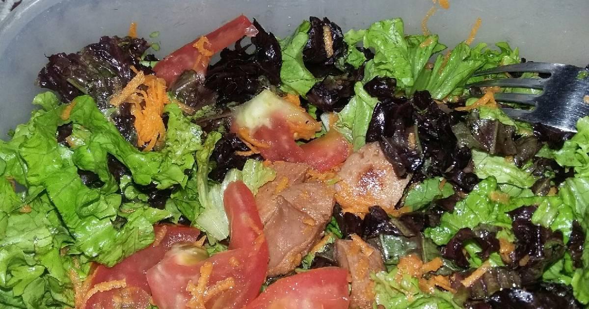 Ensaladas francesas 60 recetas caseras cookpad for Ensalada francesa