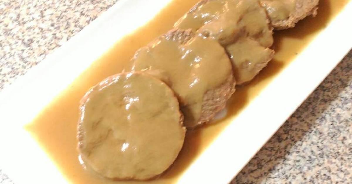 Redondo de ternera 48 recetas caseras cookpad - Como rellenar un redondo de ternera ...