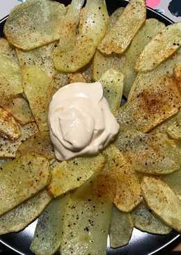 Patatas bravas 🥔 Cal Marcjenni
