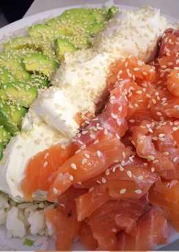 sushi ensalada de sushi nutritiva deliciosa fcil y econmica