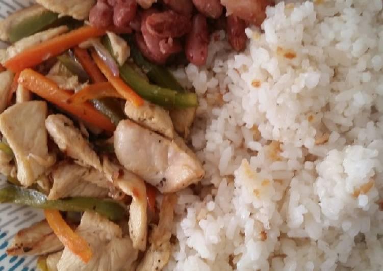 Almuerzo Colombiano