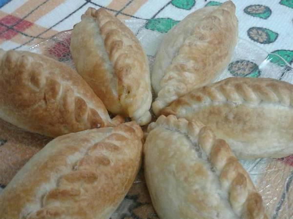 Empanadas de caballa