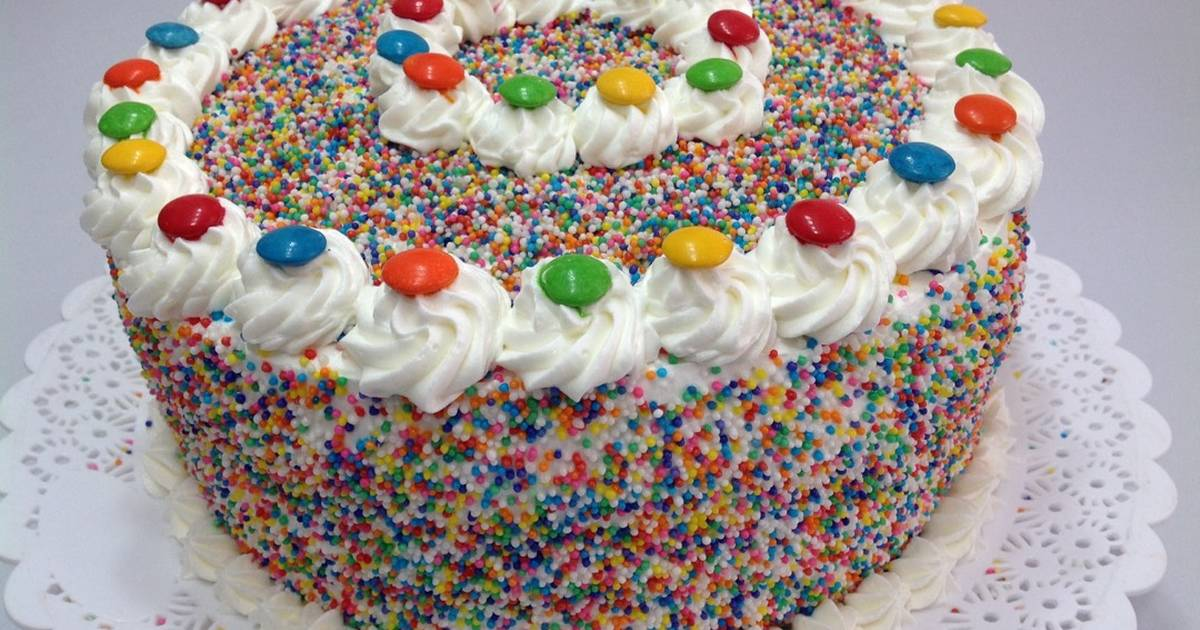 torta infantil d a del ni o receta de haydee agreda cookpad On como decorar una torta infantil