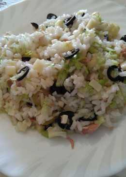 Ensalada 🥗🥗 de arroz 🍚