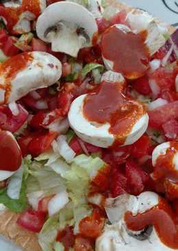 Botana: Chicharrón preparado vegetariano o Mexicano receta (2x1)