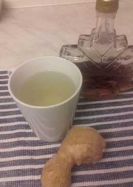 Té de jengibre (antibiótico natural)
