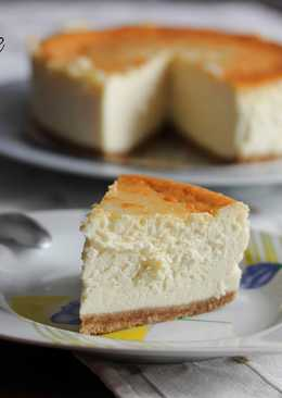 Cheesecake clásica
