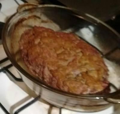Pan de Carne a la Gaby Pensaci Tu (light)