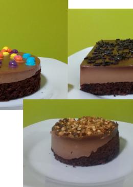 Mini tartas aprovechadas con thermomix