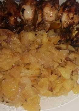 Patatas al estilo de mi madre