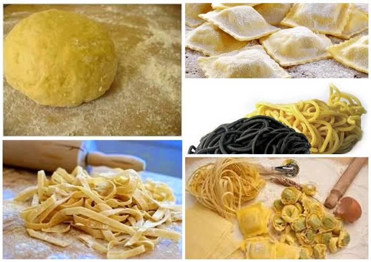 C mo hacer pasta f cil receta de la comida lo primero for Como hacer comida facil