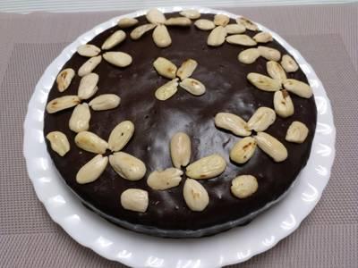 """Tarta de chocolate""""Reina de Saba"""""""